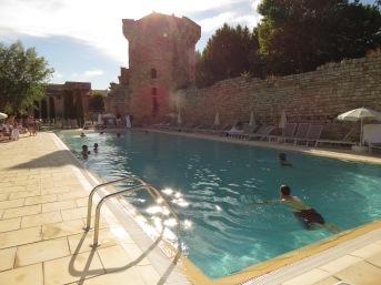 Hotel Aquabella pool
