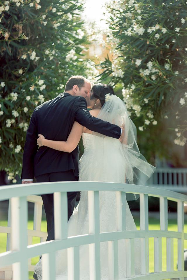 Garden Pavilion Sonoma Wedding