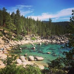 Summer in Lake Tahoe