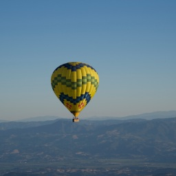 Little Film: Hot Air Ballooning in Sonoma County