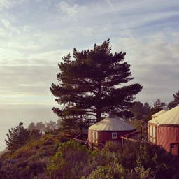 Big Sur: Treebones Resort