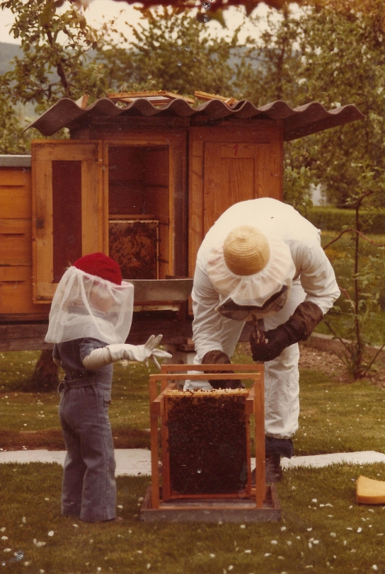 Philipp_The Beekeeper_Schneisingen_ 1982