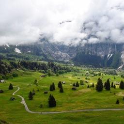 Swiss Diaries III: Berner Oberland