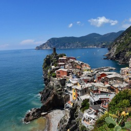 Italy II: Weekend in Cinque Terre