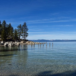 Little Film: Lake Tahoe in October