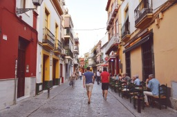 Little Film: Exploring Sevilla, Spain