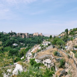 Little Film: Granada, Spain